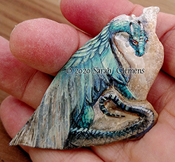 Abalone Dragon
